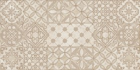 Display beige patchwork 30x60 (m)